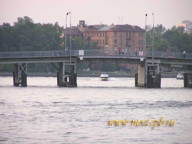 Другие мосты средней невки