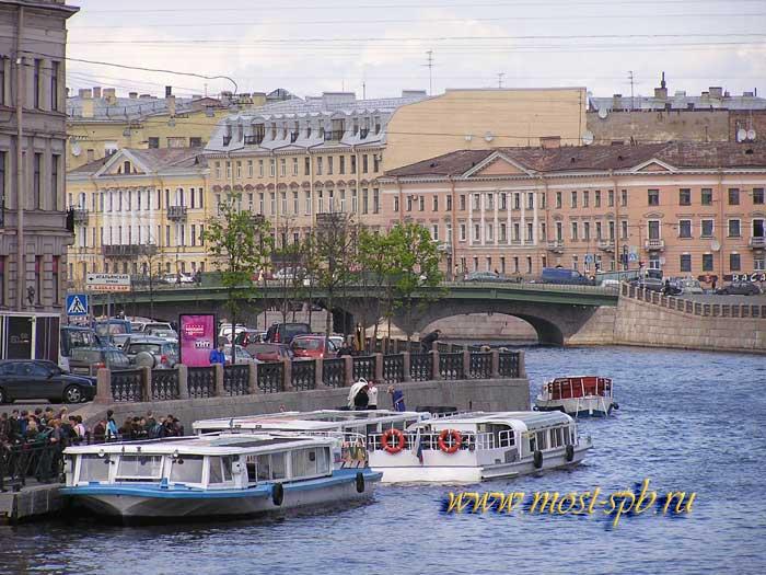 Мосты санкт петербурга аничков мост