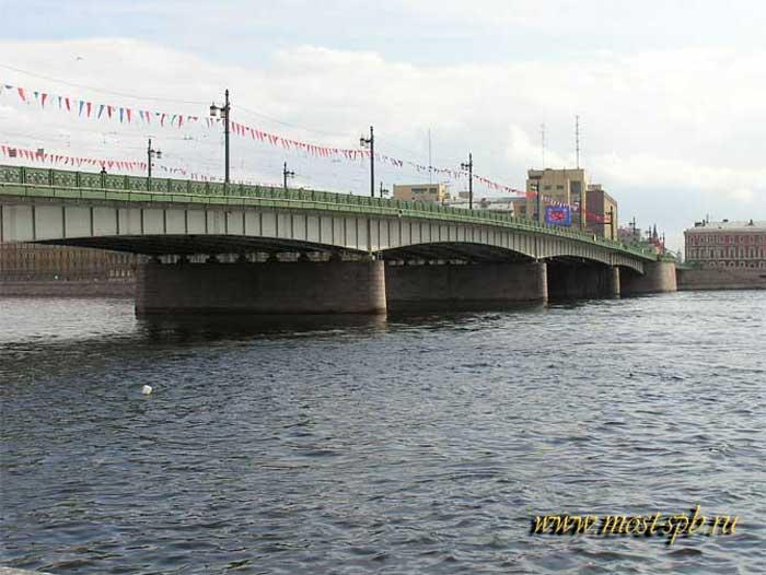 Мосты санкт петербурга литейный мост