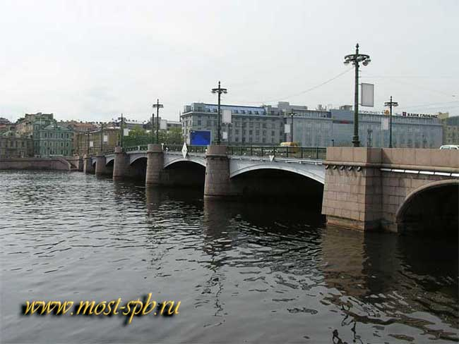 Другие мосты большой невки